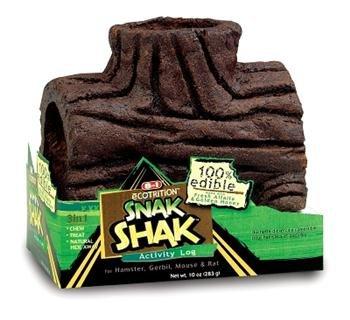 Snak Shak Ham/Gerb Activty Log by Companion Animals UPG - Companion Animal