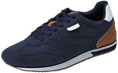 Basses N Vancouver Bleu Marino Sneakers Marino L N Raspe Y MTNG Homme O nEWx1UdAn0