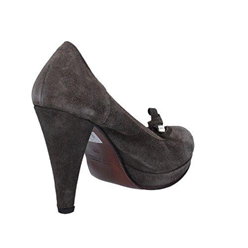 Calpierre de mujer para gris de Zapatos ante vestir gris r1wx5rZT