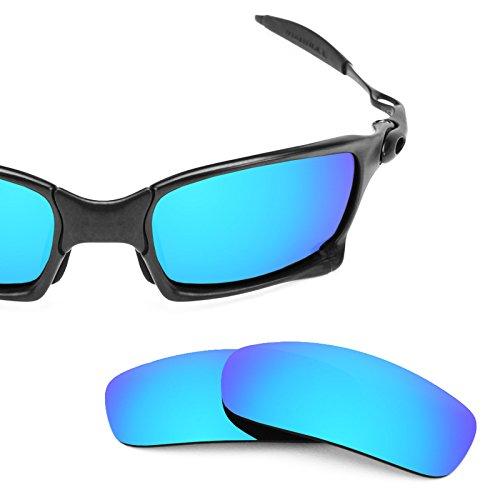Hielo Repuesto Squared Múltiples Oakley — Polarizados De Opciones X Lentes Para Azul Mirrorshield qwBvxH5