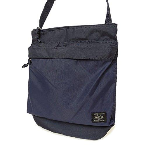 Yoshida Bag Porter Force Shoulder Bag 855-05901 Navy from Japan aa17f80d5cda9