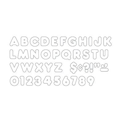 Ready Letters & Numbers [Set of 2] -  Trend Enterprises, T-436