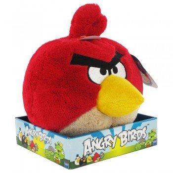Angry Birds 90799 - Peluche con diseño de pájaro con sonido (20,32 cm
