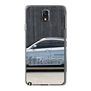 New Bmw Concept X6 Active Hyprid Side View Tpu Cases Covers, Anti-scratch Carolcase168 Phone Cases For Galaxy Note3