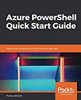 Azure PowerShell Quick Start Guide Front Cover