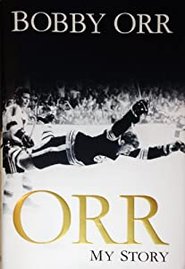 "Bobby Orr ""My Story"" Book - Boston Bruins"