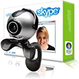 Sogatel Skype Compatible Sphere Webcam with Mic for Windows and Mac