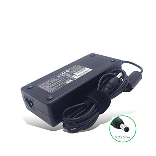 New 19V 6.32A 5.5 X 2.5mm AC Adapter Charger PA3717U-1ACA PA5083E-1AC3 Compatible with Toshiba Satellite P25-S670 P25-S676 P25-S6761 120W - P25 S676 Laptop Ac Adapter