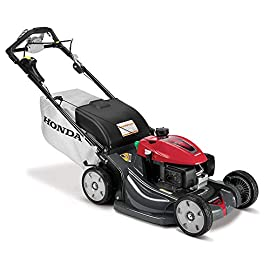 "Honda HRX217VLA 21"" Walk Behind Lawn Mower w/ Electric Start 55 Honda HRX217VLA 21"" 4-in-1 Versamow Electric Start Self-Propelled Lawn Mower"