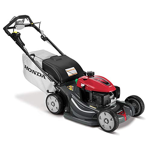 Electric Start Lawn Mowers - Honda HRX217VLA 21