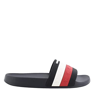 82794745 Amazon.com | Tommy Hilfiger Women's, Dulce Slides | Slides