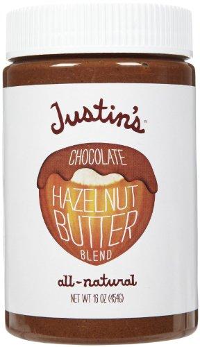 UPC 894455000490, Justin's Nut Butter Natural Chocolate Hazelnut Butter - 16 oz