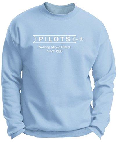Aviation Soaring Premium Crewneck Sweatshirt