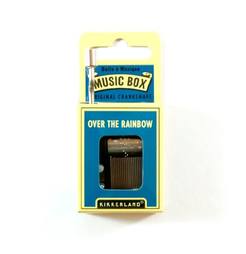 over the rainbow mini crank music box accessories studio live buy online free. Black Bedroom Furniture Sets. Home Design Ideas