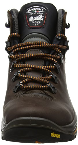 Grisport Saracen, Zapatos de High Rise Senderismo Unisex Adulto Marrón (Brown)