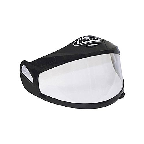 HJC Replacement Dual Lens Face Shield HJ-17D Clear 956-364
