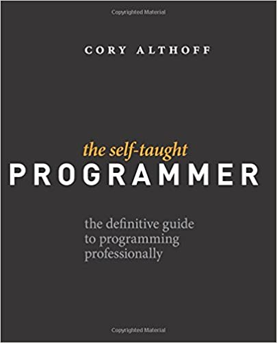 Free download the self taught programmer the definitive guide to ebook the self taught programmer the definitive guide to programming professionally tags fandeluxe