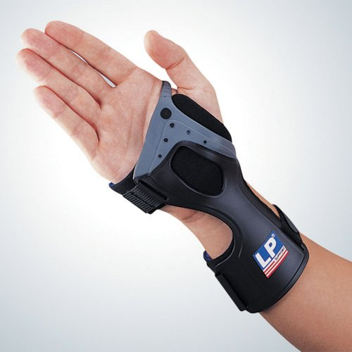 LP Supports Wrist Brace, M - Left by LP Support
