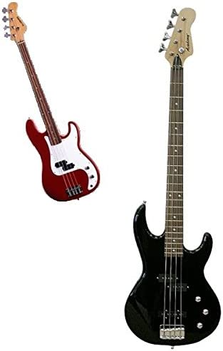 Bajo Academy BPB15 Rojo: Amazon.es: Instrumentos musicales
