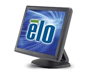 Elo 1000 Series 1515L LCD Desktop Touchscreen Montior - 15-Inch - 5-wire Resistive - 1024 x 768 - 4:3 - Dark Gray from ELO