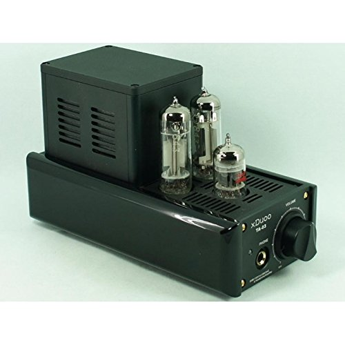 Xduoo TA-03 High Performance USB DAC + Tube AMP/BUF by xDuoo