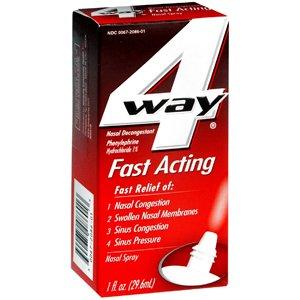 4 Way Spray - 6