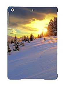 Ipad High Quality Tpu Case/ Landscapes Nature Winter BmYtRJB620noaMw Case Cover For Ipad Air