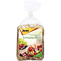 Jason捷森五种水果麦片1KG(德国进口)
