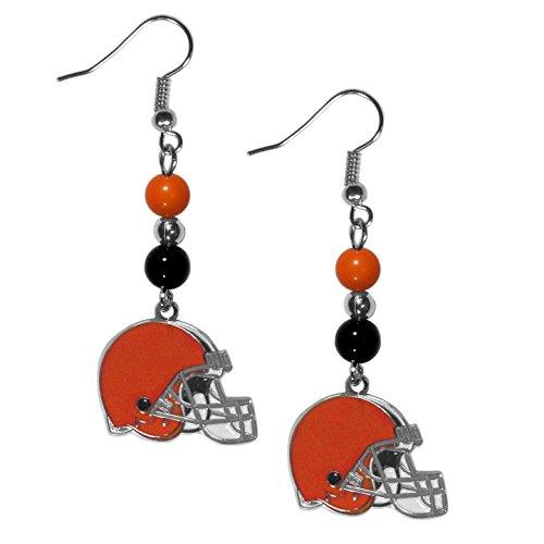 NFL Cleveland Browns Fan Bead Dangle ()