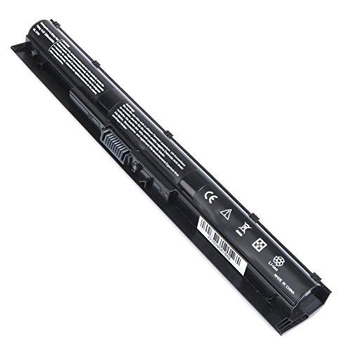 KI04 HSTNN-LB6S HSTNN-LB6R 800049-001 800010-421 TPN-Q158 New Laptop Battery for HP Pavilion 14-ab006TU 15-ab000 15-ab038TX [4Cell 14.8V 2200mAh/33Wh] by BULL-TECH