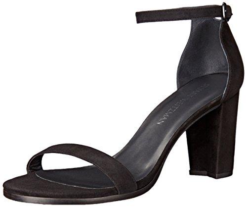Women's Stuart Weitzman Nearlynude Ankle Strap Sandal, Size