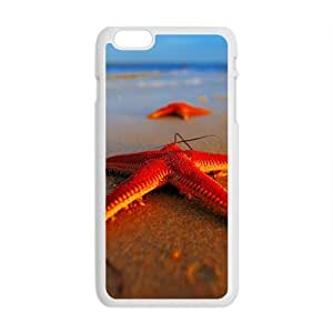 """Charming beach and starfish Phone Case for iPhone 6 Plus 5.5"""""""