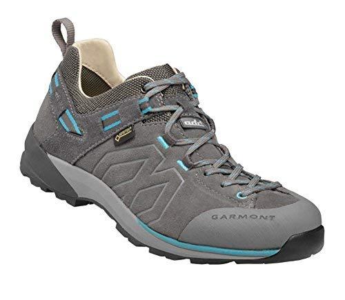 nbsp;scarpe Grey Turquoise Wms Trekking Santiago Garmont nbsp;– Low Gtx Donna qw7HnCO4