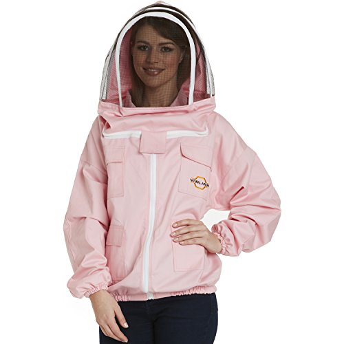 Beekeeping Jacket-protects you from the role of the worker bee