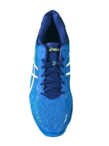 ASICS Performance Homme Chaussures de Course Bleu 44