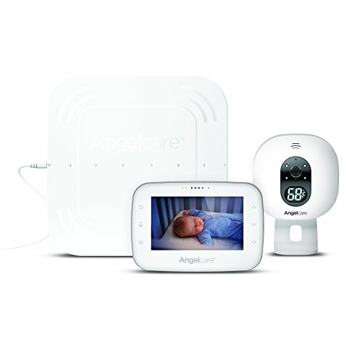 Angelcare Baby Monitor with 4.3