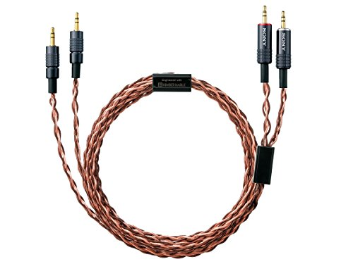 Sony MUCB20BL1 High Performance Balanced Audio Cable by Sony
