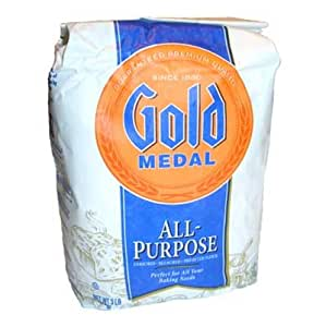 Amazon.com : Gold Medal All Purpose Flour, 80-Ounce (Pack ...