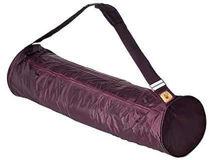 Sac à tapis de yoga Urban-Bag 91cm X 22cm - Prune: Amazon.es ...