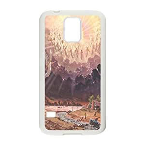 James-Bagg Phone case Angel,christ art pattern For Samsung Galaxy S5 FHYY419450