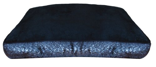 Dogit Style Serpentine Medium Mattress Bed, Black