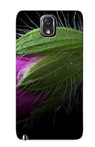 High Quality JBVYvdX9084dhRVL Pink Flower Bud Tpu Case For Galaxy Note 3