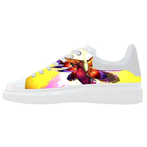 Shoes Canvas Custom In Scarpe Smile Women's Giulz Scarpe Le qwqTXSUWz