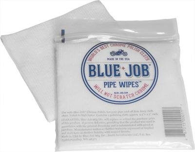 Glass Restoration Specialists 25-36 Blue-Job Pipe Wipes - 36/pk by Glass Restoration Specialist