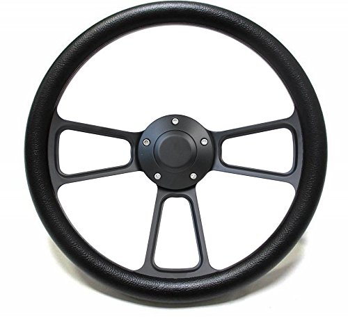 Muscle Style Wheel For 1960-1969 Chevy & GMC Pick Up Trucks, Full Kit