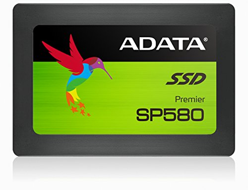 ADATA SP580 120GB 2.5 inch SATA III 6 G/bs Solid State Drive (ASP580SS3-120GM-C)