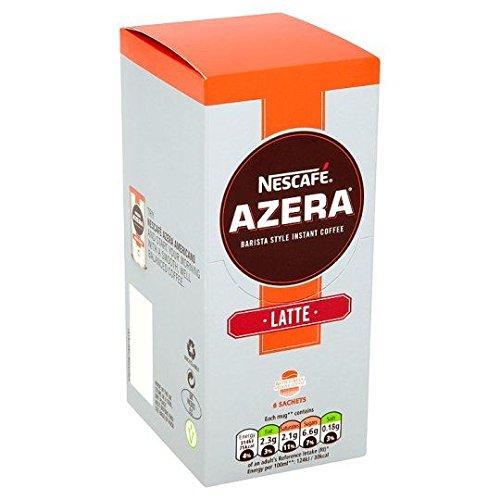 Nescafe Azera Latte Instant Coffee 6 Servings 108g