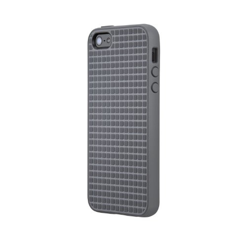 Speck Toughskin Iphone Case (Speck Products PixelSkin HD Rubberized Case for iPhone 5/5s - Graphite Grey)