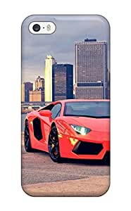 ZippyDoritEduard Perfect Tpu Case For Iphone 5/5s/ Anti-scratch Protector Case (lamborghini)
