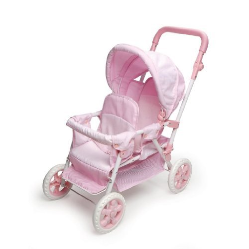 Best Front And Back Double Stroller - 2